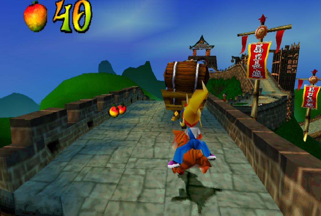 Screenshot Thumbnail / Media File 8 for Crash Bandicoot 3 - Warped [U]
